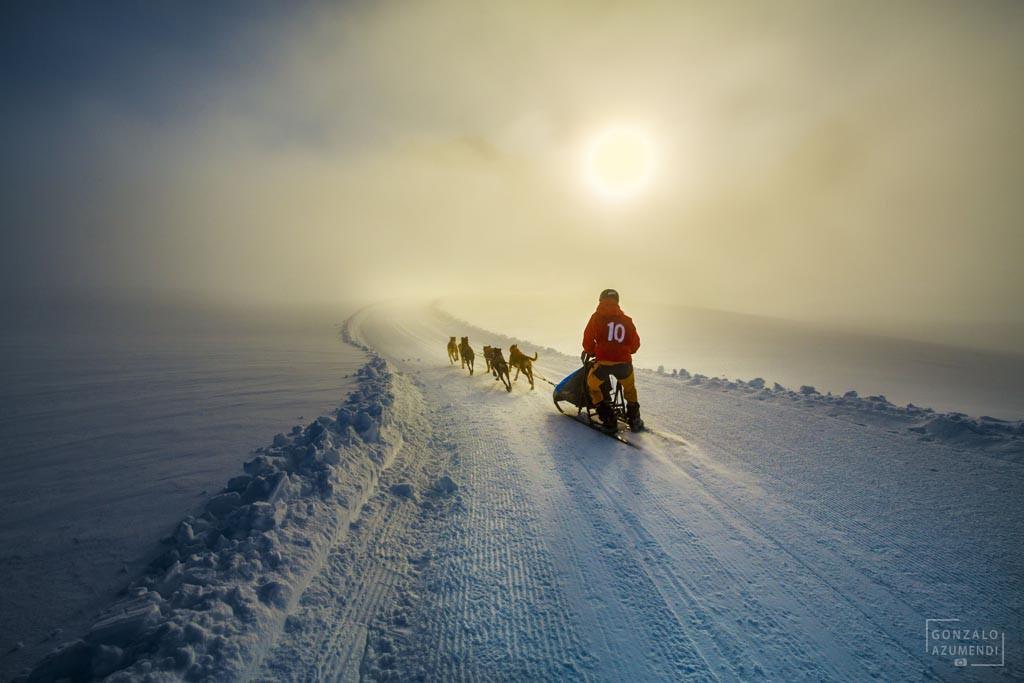 Snow Race by Gos Àrtic, espíritu 100% Pirena