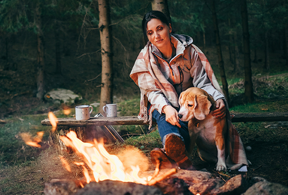 El perro, ¿el mejor amigo de la mujer?